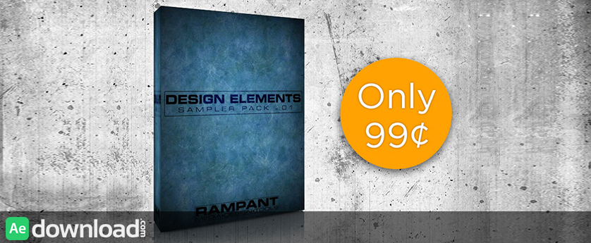 RAMPANT ULTIMATE DESIGN ELEMENTS SAMPLER PACKS