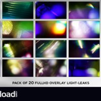 REAL ELEGANCE LIGHT LEAKS (20-PACK) FREE DOWNLOAD