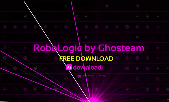 VJ FOOTAGE ROBOLOGIC (RESOLUME) FREE DOWNLOAD - Free After Effects