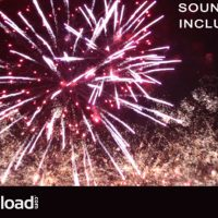 SPECTACULAR FIREWORKS WITH MUSIC  (VIDEOHIVE)