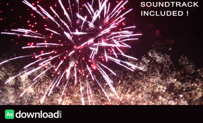 SPECTACULAR FIREWORKS WITH MUSIC (VIDEOHIVE) free download