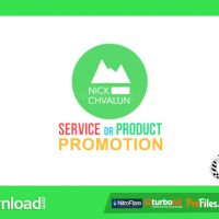 VIDEOHIVE SERVICE OR PRODUCT PROMOTION PRESENTATION 12107826 FREE DOWNLOAD