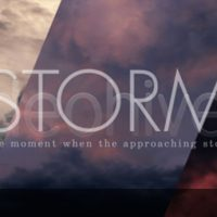 VIDEOHIVE STORM CLOUDS SKY AFTER EFFECTS TEMPLATE FREE DOWNLOAD