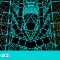 TECHNO TUNNEL VJ LOOP HD FREE DOWNLOAD