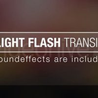 TEN LIGHT FLASH TRANSITIONS PACK –  (VIDEOHIVE)