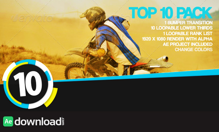 Top 10 Pack free download