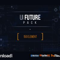 VIDEOHIVE UI FUTURE PACK 9296416 AE PROJECT FREE DOWNLOAD