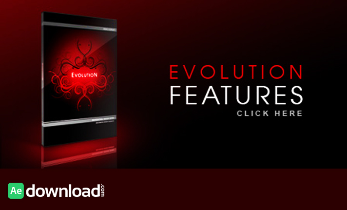 VIDEO COPILOT - EVOLUTION free download