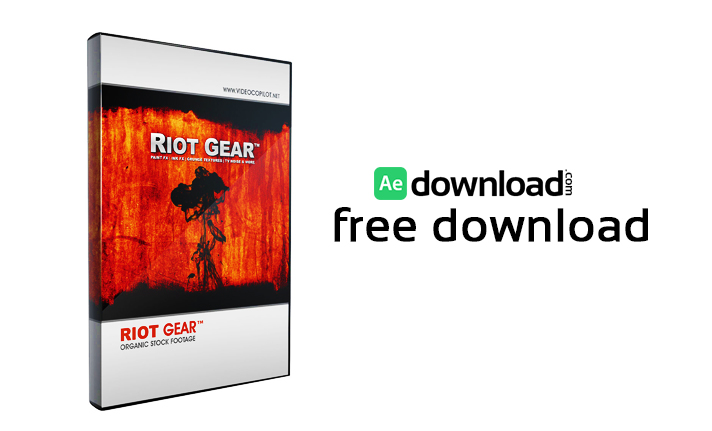 VIDEO COPILOT - RIOT GEAR FREE DOWNLOAD