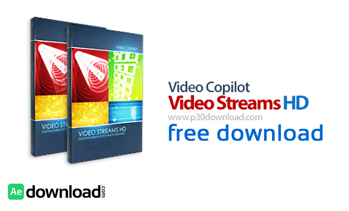 VIDEO COPILOT - VIDEO STREAMS HD free download