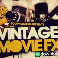 VINTAGE FILM FX PACK FRE DOWNLOAD