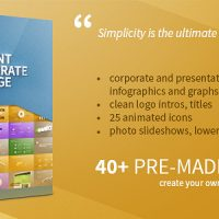 VIDEOHIVE ELEGANT CORPORATE PACKAGE FREE DOWNLOAD