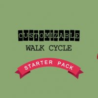 VIDEOHIVE WALK CYCLE STARTER PACK 9638426 FREE DOWNLOAD
