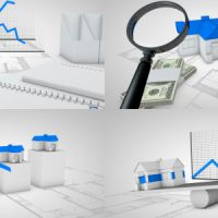 VIDEOHIVE REAL ESTATE – MOTION GRAPHICS