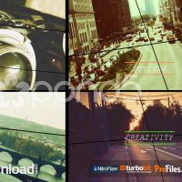 СOLLISION – AFTER EFFECTS TEMPLATES (POND5) – FREE DOWNLOAD