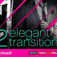 12 ELEGANT TRANSITIONS (VIDEOHIVE PROJECT) – FREE DOWNLOAD