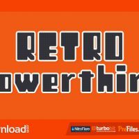 12 RETRO LOWERTHIRD (VIDEOHIVE) – FREE DOWNLOAD