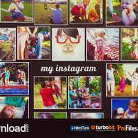 120 INSTAGRAM SLIDESHOW (MOTION ARRAY) – FREE DOWNLOAD
