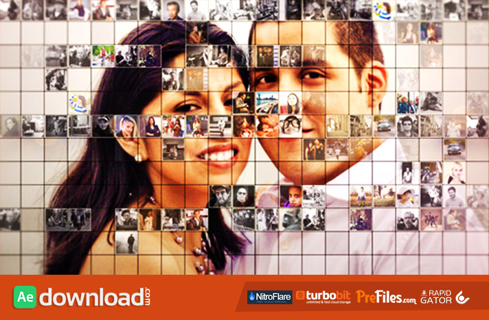 150 Photo Gallery Free Download After Effects Templates