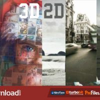 VIDEOHIVE 2/3D PHOTO SLIDESHOW BUNDLE – FREE DOWNLOAD