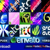 20 LOGO PACK V1.1 (VIDEOHIVE) – FREE DOWNLOAD