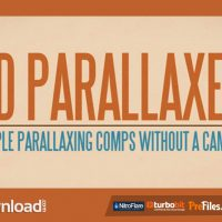 VIDEOHIVE 2D PARALLAXER- FREE DOWNLOAD