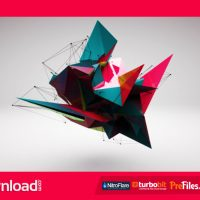 3D ABSTRACT LOGO REVEAL (VIDEOHIVE PROJECT) – FREE DOWNLOAD