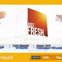 3D BOX LOGO – (VIDEOHIVE TEMPLATE) – FREE DOWNLOAD