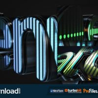 3D LED LOGO EQUALIZER (VIDEOHIVE PROJECT) – FREE DOWNLOAD