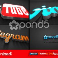 3D LOGO ENERGETIC (POND5) – FREE DOWNLOAD