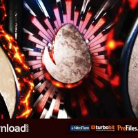 ABSTRACT MAGMA LOGO  (VIDEOHIVE)  – FREE DOWNLOAD