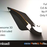 ADVANCE 3D EXTRUDES II (VIDEOHIVE) – FREE DOWNLOAD
