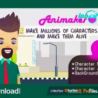 ANIMAKER LAB (VIDEOHIVE) – FREE DOWNLOAD
