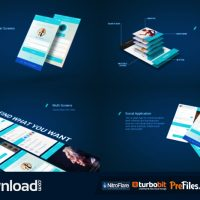 APP PRESENTATION MOCKUP KIT (VIDEOHIVE) – FREE DOWNLOAD