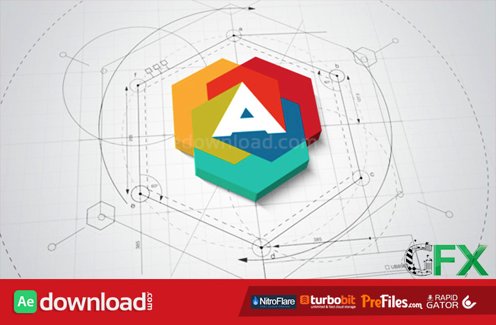 Architect Logo Reveal Free Download After Effects Templates