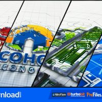 ARCHITECT AND ARCHITECTURE COMPANY LOGO (VIDEOHIVE PROJECT) – FREE DOWNLOAD
