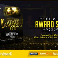 AWARDS SHOW PACK – (VIDEOHIVE TEMPLATE) – FREE DOWNLOAD