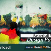 VIDEOHIVE BASKETBALL BROADCAST DESIGN – FREE DOWNLOAD