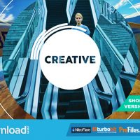 BE CREATIVE – FAST DYNAMIC OPENE (VIDEOHIVE PROJECT) – FREE DOWNLOAD