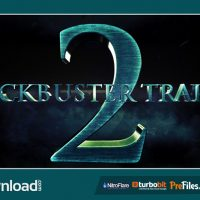 BLOCKBUSTER TRAILER 2 – (VIDEOHIVE TEMPLATE) – FREE DOWNLOAD