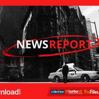 BROADCAST NEWS PACKAGE (VIDEOHIVE) – FREE DOWNLOAD