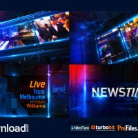 BROADCAST NEWS PACKAGE 10877546 – (VIDEOHIVE TEMPLATE) – FREE DOWNLOAD