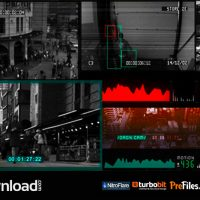 VIDEOHIVE CCTV SURVEILLANCE PACK – FREE DOWNLOAD