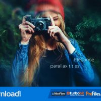 CINEMATIC PARALLAX TITLES – (MOTION ARRAY) – FREE DOWNLOAD
