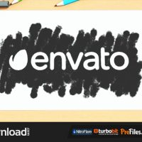 CARTOON SKETCH LOGO REVEAL  (VIDEOHIVE PROJECTS) – FREE DOWNLOAD