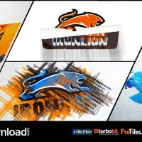 CHALK AND PENCIL SKETCH LOGO (VIDEOHIVE PROJECT) – FREE DOWNLOAD