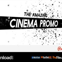 VIDEOHIVE CINEMA PROMO – FREE DOWNLOAD