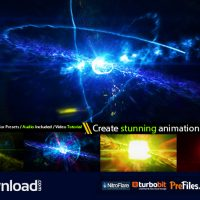 CINEMATIC SPACE PARTICLES EXPLOSION LOGO INTRO (VIDEOHIVE PROJECT) – FREE DOWNLOAD