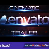 CINEMATIC TRAILER TITLES (VIDEOHIVE) – FREE DOWNLOAD