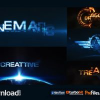 CINEMATIC TRANSFORM (VIDEOHIVE) – FREE DOWNLOAD
